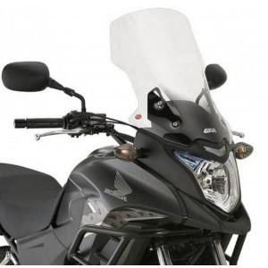 Ζελατίνα GIVI Honda CB 500 X -18 διάφανη