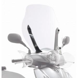 Ζελατίνα GIVI Honda SH 125-150 12-16 διάφανη