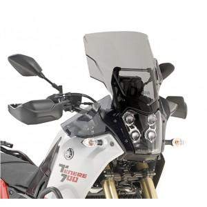 Ζελατίνα GIVI Yamaha Tenere 700 ελαφρώς φιμέ