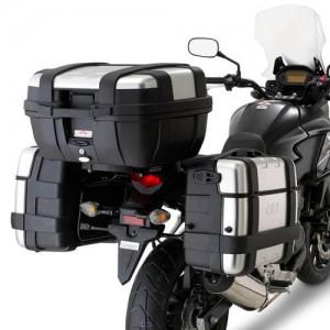 Βάσεις πλαϊνών βαλιτσών GIVI (ίσιες) Honda CB 500 X