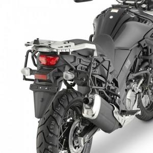 Βάσεις GIVI πλαϊνών βαλιτσών (ίσιες) rapid release Suzuki DL 650 V-Strom 17-
