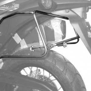 Βάσεις πλαϊνών σαμαριών GIVI Honda XL700V Transalp