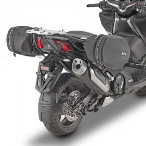 Βάσεις πλαϊνών σαμαριών GIVI Yamaha T-Max 530 17-