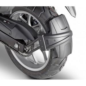 Φτερό - λασπωτήρας (πίσω) RM02 GIVI Yamaha MT-09 Tracer -17 μαύρο ματ