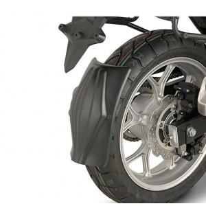 Φτερό - λασπωτήρας (πίσω) RM01 GIVI  Honda NC 750 S/X 16- μαύρο ματ