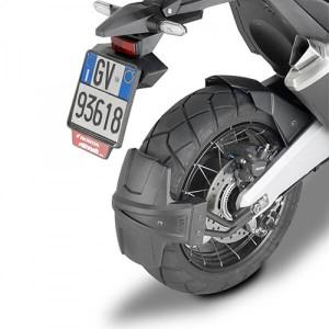 Φτερό - λασπωτήρας (πίσω) RM02 GIVI Honda CB 500 X 16-18 μαύρο ματ