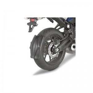 Φτερό - λασπωτήρας (πίσω) RM01 GIVI BMW G 310 GS μαύρο ματ