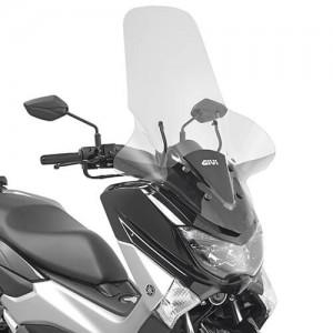 Ζελατίνα GIVI Yamaha N-Max 125-155 διάφανη