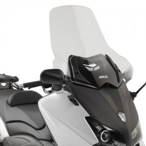 Ζελατίνα GIVI Yamaha T-Max 530 -16 διάφανη