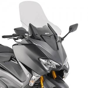 Ζελατίνα GIVI Yamaha T-Max 530 17- διάφανη