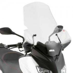 Ζελατίνα GIVI Yamaha X-Max 125-250 10-13 διάφανη