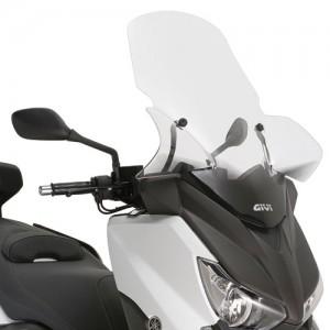 Ζελατίνα GIVI Yamaha X-Max 400 13-16 διάφανη