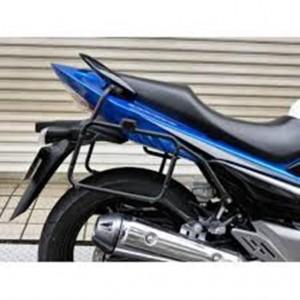 Βάσεις πλαϊνών βαλιτσών GIVI (ίσιες) Suzuki Inazuma 250