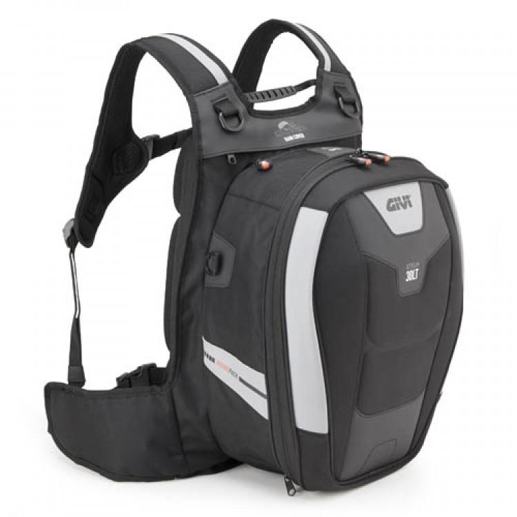 Σακίδιο πλάτης GIVI XS317 με χώρο για κράνος και laptop 30 lt.