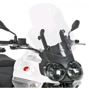 Ζελατίνα GIVI Moto Guzzi Stelvio διάφανη