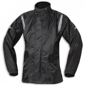 Αδιάβροχο μπουφάν Held Mistral II μαύρο