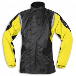 Αδιάβροχο μπουφάν Held Mistral II Νέον κίτρινο