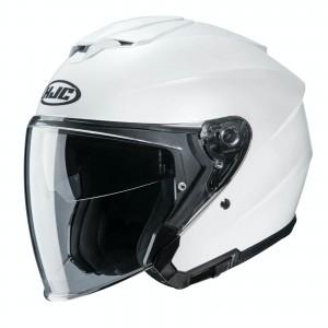 HJC i30 λευκό γυαλιστερό