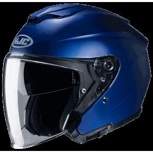 HJC i30 μπλε ματ
