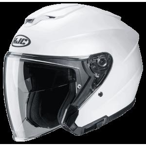 HJC i30 λευκό ματ