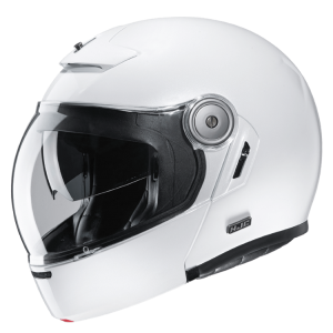 Κράνος HJC V90 λευκό γυαλιστερό