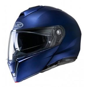 HJC i90 μπλε ματ