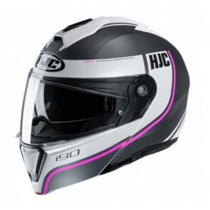 HJC i90 Davan MC8SF
