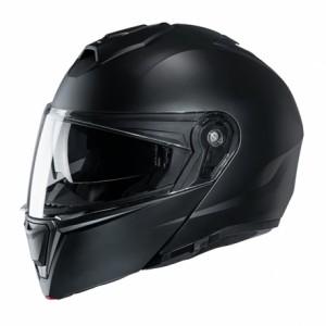 HJC i90 μαύρο ματ