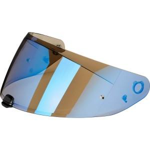 Ζελατίνα κράνους HJC i90 μπλε καθρέπτης