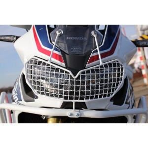 Προστατευτικό φαναριού Honda CRF 1000L Africa Twin -17 λευκό