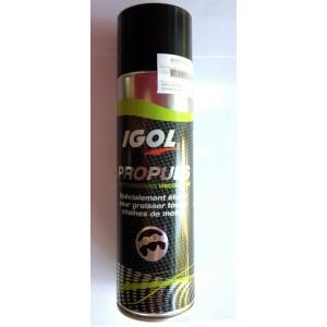 Σπρέι λίπανσης αλυσίδας IGOL Viscochaine Propuls 500 ml