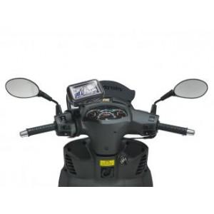 """Αδιάβροχη θήκη GPS 4.3"""" με βάση τιμονιού scooter Interphone"""