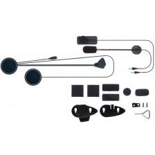 Σετ ακουστικά, μικρόφωνα, βάσεις για σειρές Interphone XT/MC/F5/F5S