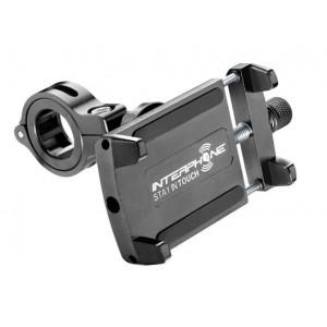 Universal βάση αλουμινίου κινητών Interphone για μπαράκια/τιμόνια (12-32 mm)