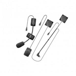 Σετ Ακουστικά νέου τύπου και μικρόφωνα Interphone Urban/Sport/Tour/Link/Avant (bulk)