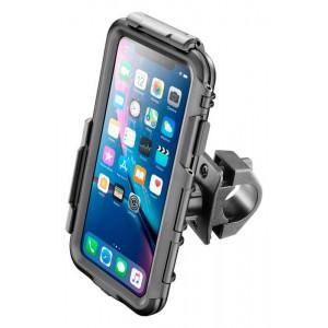 Αδιάβροχη θήκη iPhone XR με βάση τιμονιού Interphone