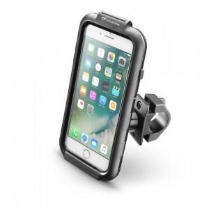 Αδιάβροχη θήκη iPhone 6/7/8 Plus με βάση τιμονιού Interphone