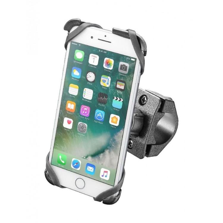 Βάση κινητού iPhone 6 Plus/6s Plus/7 Plus Interphone Moto Cradle για τιμόνι (16-30 mm)