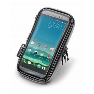 Αδιάβροχη θήκη Smartphone 5.2'' με βάση τιμονιού Interphone