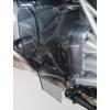 Χαμηλά προστατευτικά ποδιών BMW R 1200 GS LC 13- ελαφρύ φιμέ