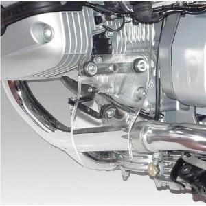 Χαμηλά προστατευτικά ποδιών BMW R 1150 R διάφανα