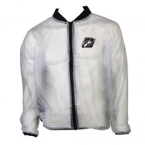 Αδιάβροχο μπουφάν Kenny Mud Jacket (διάφανο)