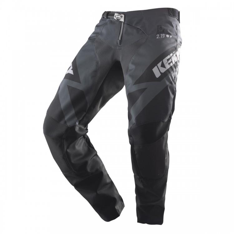 Παντελόνι Motocross Kenny Track μαύρο-γκρι
