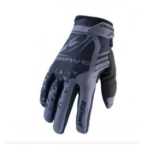 Γάντια Kenny Brave Enduro / MX μαύρα