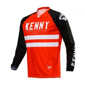Μπλούζα Motocross Kenny Performance κόκκινη