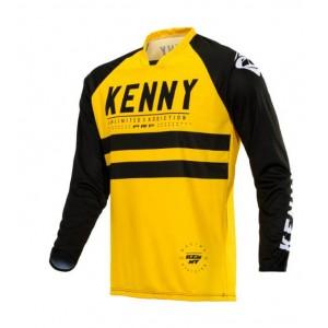 Μπλούζα Motocross Kenny Performance κίτρινη