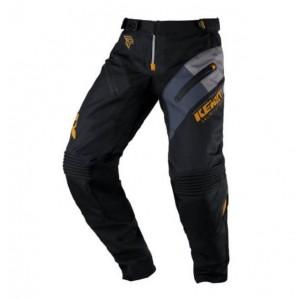 Παντελόνι Motocross Kenny Titanium μαύρο χρυσό