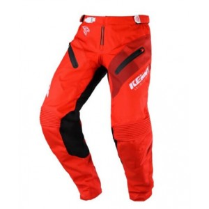 Παντελόνι Motocross Kenny Titanium κόκκινο
