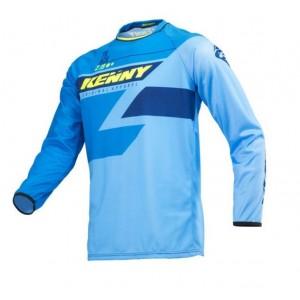 Μπλούζα Motocross Kenny Track μπλε