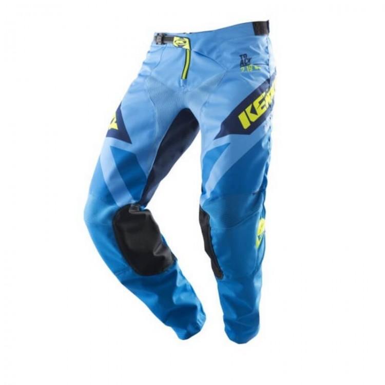 Παντελόνι Motocross Kenny Track μαύρο μπλε